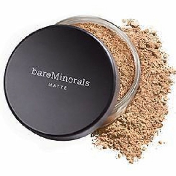 New Bare Minerals Matte Medium Foundation